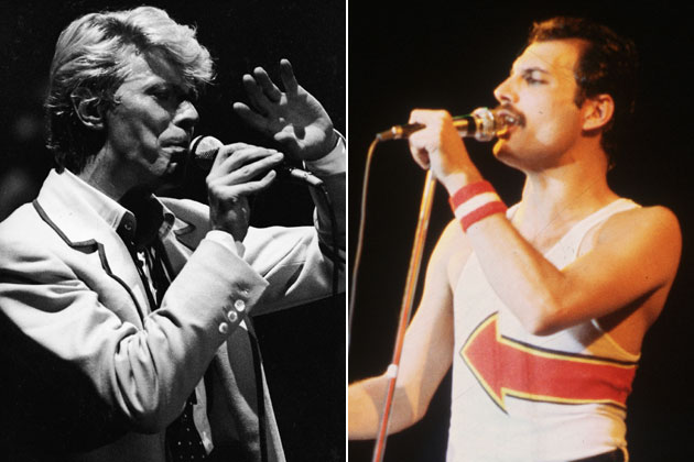 David Bowie recorded songs with Queen 'that never got